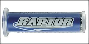 Griffgummis (Yamaha Raptor blau-silber)