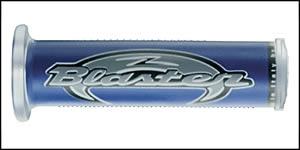 Griffgummis (Yamaha Blaster blau-silber)