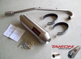 Auspuff Takkoni System (Kymco MXU 250)