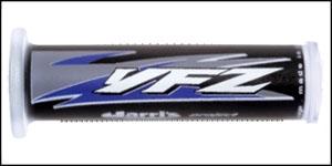 Griffgummis (Yamaha YFZ 450 blau-silber)