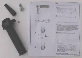 Drehgasgriff-Kit MA (Universal)