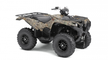 Yamaha ATV YFM 700 Grizzly 4WD EPS Limited-Edition camouflage
