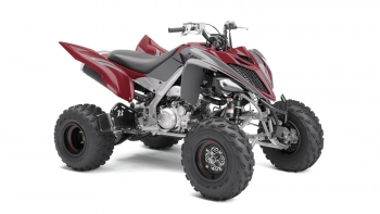 Yamaha Quad YFM 700 R SE Ridge-Red