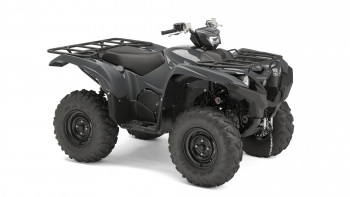 Yamaha ATV YFM 700 WTHC Grizzly 4WD EPS Dark-Grey