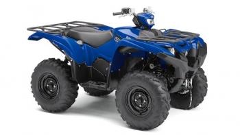 Yamaha ATV YFM 700 Grizzly 4WD EPS Blau