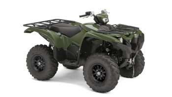 Yamaha ATV YFM 700 Grizzly 4WD EPS Solid-Green