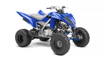 Yamaha Quad YFM 700 R SE Racing-blue