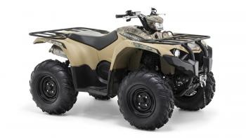 Yamaha ATV YFM 450 Kodiak 4WD IRS EPS Camouflage