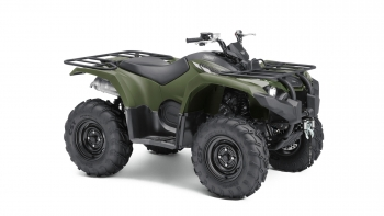 Yamaha ATV YFM 450 Kodiak 4WD IRS EPS Olive-Green