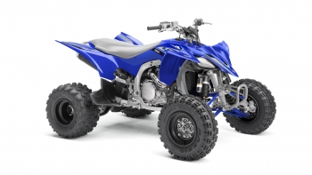 Yamaha Quad YFZ 450 R Racing-Blue