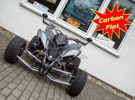 Yamaha Quad YFM 700R Limited-Edition Carbon-Flat (LoF) 2x bereif