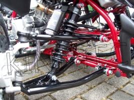 Sport-Fahrwerk Technoflex RPM GII G-Plus Dual (Yamaha 700R)