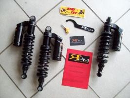 Sport-Fahrwerk Technoflex RPM GII G-Plus Dual (Yamaha Raptor 660
