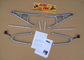 Sport-Fahrwerk Querlenker A-Arm-Set +3 EATVR (Kawasaki KFX 700)