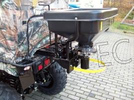 Yamaha ATV YFM 700 Grizzly 4WD EPS