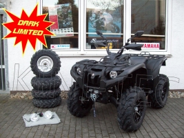 Yamaha ATV YFM 700 Grizzly 4WD EPS Special-Edition Dark-Limited