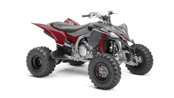 Yamaha Quad YFZ 450 R Special-Edition SE Ridge-Red