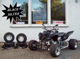 Yamaha Quad YFM 700R Black-Silver-Limited (LoF) Top Sport-Editio