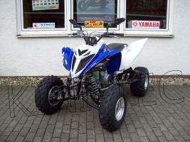 Yamaha Quad YFM 700R Blue-White (LoF-Zulassung)