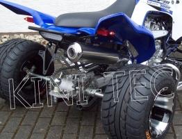 Auspuff Hattech Endschalldämpfer Slip-On (Yamaha 700R bis 2014)