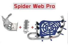 Nerfbar+Heelguard+Footpeg Cross-Pro Spiderweb pro (Yamaha 700R)