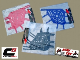 Nerfbar-Netze Cross-Pro Spiderweb