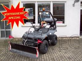 Herkules Cectek ATV Gladiator 500 EFI T5 ix 4x4 LoF Winterdienst