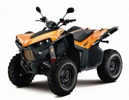Herkules Cectek ATV KingCobra 525 EFI T6 ixD 4x4 (LoF-Zulassung)