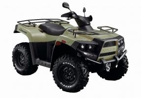 Herkules Cectek ATV Gladiator 525 EFI T6 ixD 4x4 (LoF-Zulassung)