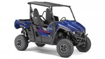 Yamaha UTV YXE 850 Wolverine X2 4x4 Alu Blau