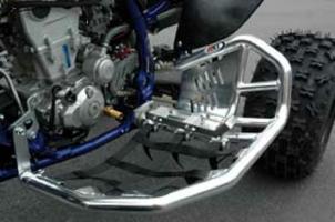 Nerfbar+Heelguard+Footpeg ProRacer ART (Kawasaki KFX 450R)