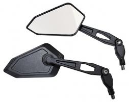 Rückspiegelsatz PW-B1 mit 8 oder 10mm Gewinde (universal)