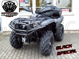 Yamaha ATV YFM 700 Grizzly 4WD EPS Limited-Edition Black-Special
