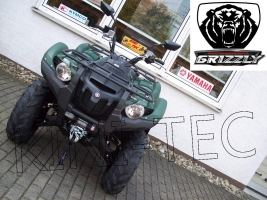 Yamaha ATV YFM 550 STD Grizzly 4WD IRS Limited-Edition (LOF)