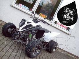 Yamaha Quad YFM 700R King-Black-1 (LoF-Zulassung) 2x bereif