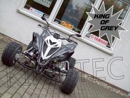 Yamaha Quad YFM 700R SE King-Grey (LoF-Zulassung) 2x bereif