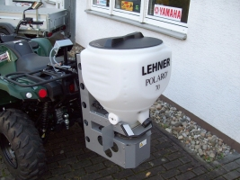 Schleuderstreuer Lehner Polaro 110 elektrisch 12 V (universal)