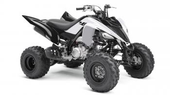 Yamaha Quad YFM 700 R white-black