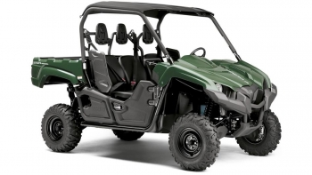 Yamaha UTV YXM 700 4x4 Viking Solid-Green
