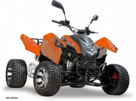 Herkules Quad Hurricane 450 S Supermoto LOF orange