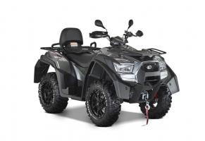 Kymco ATV MXU 700 EXi EPS 4x4 IRS (LoF Zulassung)