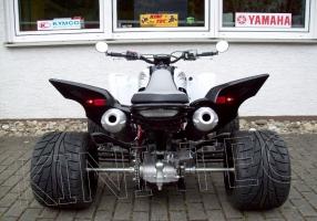 Erste-Hilfe-Set Twin-Pipe Doppelrohreffekt (Yamaha 700R)