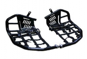 Nerfbar+Heelguard ProRacer Black ART (Kymco KXR/Maxxer 250/300)