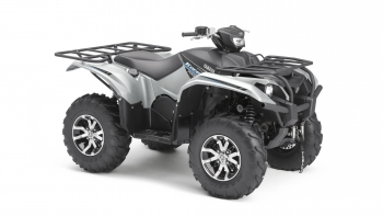 Yamaha ATV YFM 700 FWBD Kodiak 4WD EPS SE Light-Grey-Metallic