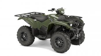 Yamaha ATV YFM 700 FWBD Kodiak 4WD EPS Olive-Green