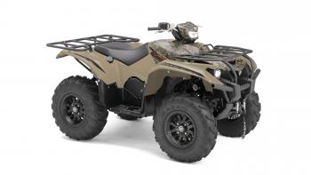 Yamaha ATV YFM 700 FWBD Kodiak 4WD EPS Special-Edition Camouflage