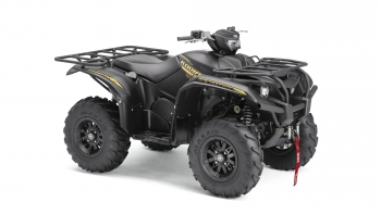 Yamaha ATV YFM 700 FWBD Kodiak 4WD EPS SE Satin-Black