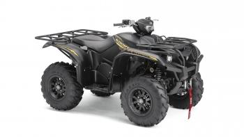 Yamaha ATV YFM 700 FWBD Kodiak 4WD EPS SE Satin-Black