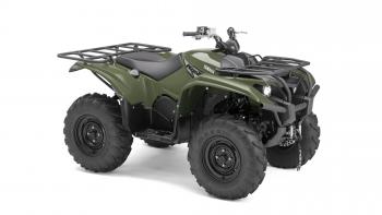 Yamaha ATV YFM 700 FWBD Kodiak 4WD Solid-Green