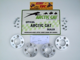 Spurverbreiterungs-Kit H&S (Arctic Cat 500 bis 1000)
